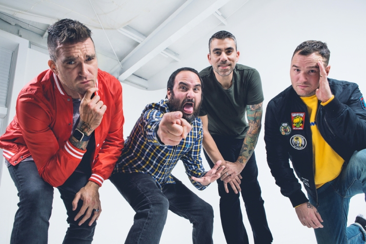 New Found Glory.