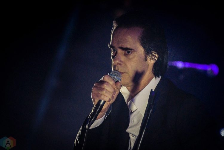 Nick Cave and the Bad Seeds perform at Massey Hall in Toronto on May 31, 2017. (Photo: Angelo Marchini/Aesthetic Magazine)