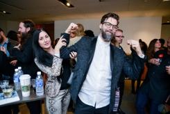Prism Prize gala at TIFF Lightbox in Toronto on May 14, 2017. (Photo: Joanna Glezakos/Aesthetic Magazine)