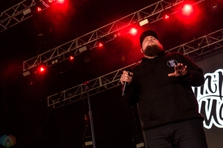 Rag 'N' Bone Man performs at the Radio 104.5 10th Birthday Show at BB&T Pavilion in Camden, New Jersey on May 13, 2017. (Photo: Saidy Lopez/Aesthetic Magazine)