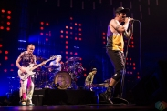 Red Hot Chili Peppers performs at Rogers Place in Edmonton on May 28, 2017. (Photo: Dana Zuk/Aesthetic Magazine)