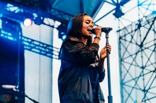 Ruth B performs at CBC Music Festival at Echo Beach in Toronto on May 27, 2017. (Photo: Nicole De Khors/Aesthetic Magazine)