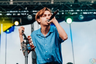 Scott Helman performs at CBC Music Festival at Echo Beach in Toronto on May 27, 2017. (Photo: Nicole De Khors/Aesthetic Magazine)