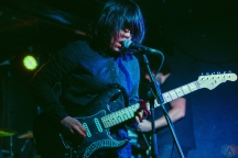 Screaming Females performs at the Garrison in Toronto on May 2, 2017. (Photo: Joanna Glezakos/Aesthetic Magazine)