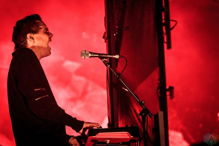 Sigur Ros performs at Echo Beach in Toronto on May 28, 2017. (Photo: David McDonald/Aesthetic Magazine)
