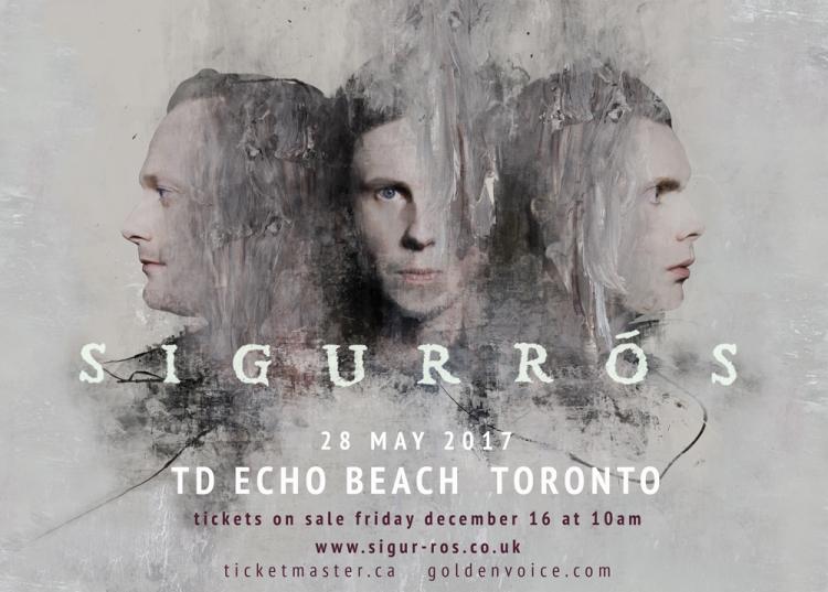 Sigur Ros Toronto Contest 2017