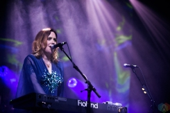 Slowdive performs at the Danforth Music Hall in Toronto on May 5, 2017. (Photo: Lisa Mark/Aesthetic Magazine)