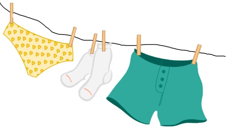 Socks And Underwear