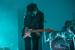 The 1975 performs at the Radio 104.5 10th Birthday Show at BB&T Pavilion in Camden, New Jersey on May 13, 2017. (Photo: Saidy Lopez/Aesthetic Magazine)