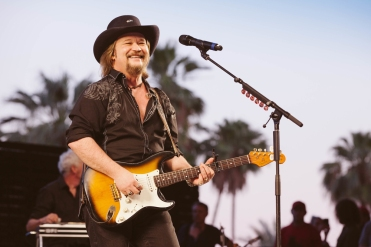 Travis Tritt performs at Stagecoach Festival at the Empire Polo Club in Indio, California on April 30, 2017. (Photo: Mitch Brown)