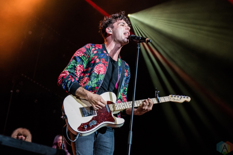 Arkells performs at Budweiser Stage in Toronto on June 24, 2017. (Photo: Tyler Roberts/Aesthetic Magazine)