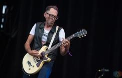 Bad Religion performs at Montebello Rockfest in Montebello, Quebec on June 23, 2017. (Photo: Greg Matthews/Aesthetic Magazine)