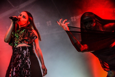 Banks performs at the Governors Ball Music Festival in New York City on June 3, 2017. (Photo: Alx Bear/Aesthetic Magazine)