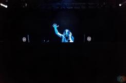 Bassnectar performs at the Bunbury Music Festival in Cincinnati on June 3, 2017. (Photo: Taylor Ohryn/Aesthetic Magazine)