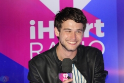 Actor Brandon Flynn attends the 2017 iHeartRadio Much Music Video Awards in Toronto on June 18, 2017. (Photo: Curtis Sindrey/Aesthetic Magazine)