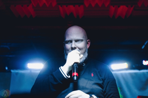 Brother Ali performs at Adelaide Hall in Toronto on June 7, 2017. (Photo: Anton Mak/Aesthetic Magazine)