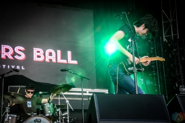 Car Seat Headrest performs at the Governors Ball Music Festival in New York City on June 3, 2017. (Photo: Alx Bear/Aesthetic Magazine)