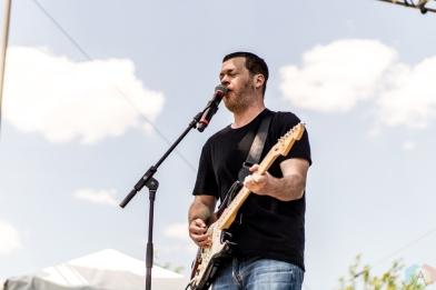 Charlie Hirsch performs at the Bunbury Music Festival in Cincinnati on June 3, 2017. (Photo: Taylor Ohryn/Aesthetic Magazine)