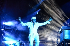 Childish Gambino performs at the Governors Ball Music Festival in New York City on June 3, 2017. (Photo: Alx Bear/Aesthetic Magazine)