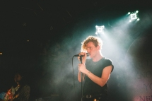 Coin performs at Neumos in Seattle on June 20, 2017. (Photo: Daniel Hager/Aesthetic Magazine)