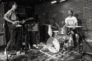 Dan Edmonds performs at Adelaide Hall in Toronto on June 23, 2017. (Photo: Dan Fischer/Aesthetic Magazine)