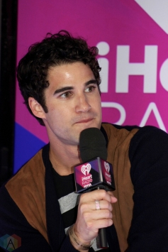 Actor Darren Criss attends the 2017 iHeartRadio Much Music Video Awards in Toronto on June 18, 2017. (Photo: Curtis Sindrey/Aesthetic Magazine)