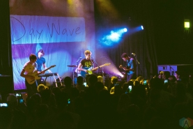 Day Wave performs at Lincoln Hall in Chicago on June 8, 2017. (Photo: Katie Kuropas/Aesthetic Magazine)