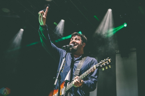 Deftones performs at Budweiser Stage in Toronto on June 11, 2017. (Photo: Rick Clifford/Aesthetic Magazine)