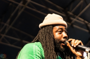D.R.A.M. performs at the Bunbury Music Festival in Cincinnati on June 3, 2017. (Photo: Taylor Ohryn/Aesthetic Magazine)