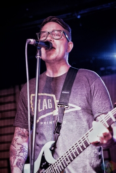 Hawthorne Heights performs at Adelaide Hall in Toronto on June 4, 2017. (Photo: Dan Fischer/Aesthetic Magazine)