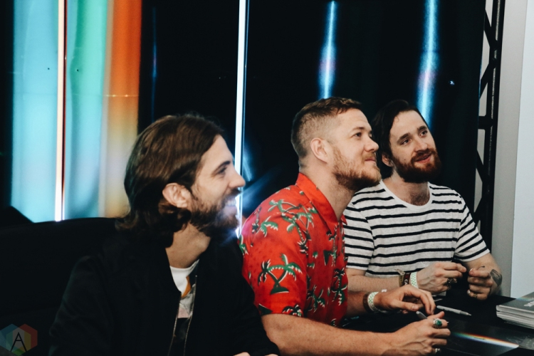 imagine dragons meet and greet review