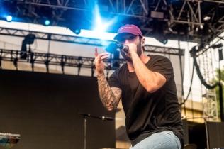 Jon Bellion performs at the Bunbury Music Festival in Cincinnati on June 4, 2017. (Photo: Taylor Ohryn/Aesthetic Magazine)