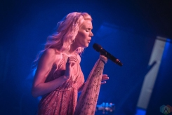 Joss Stone performs at the Danforth Music Hall in Toronto on June 26, 2017 during the Toronto Jazz Festival. (Photo: Angelo Marchini/Aesthetic Magazine)