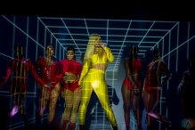 Iggy Azalea performs at the 2017 iHeartRadio Much Music Video Awards in Toronto on June 18, 2017. (Photo: Orest Dorosh/Aesthetic Magazine)