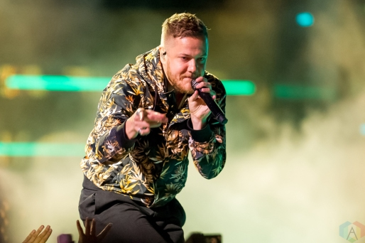 Imagine Dragons performs at the 2017 iHeartRadio Much Music Video Awards in Toronto on June 18, 2017. (Photo: Orest Dorosh/Aesthetic Magazine)