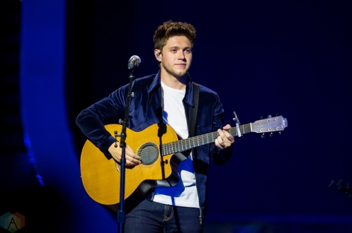 Niall Horan performs at the 2017 iHeartRadio Much Music Video Awards in Toronto on June 18, 2017. (Photo: Orest Dorosh/Aesthetic Magazine)