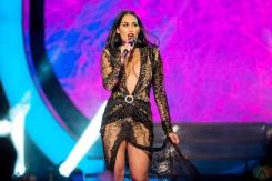 Nikki Bella attends the 2017 iHeartRadio Much Music Video Awards in Toronto on June 18, 2017. (Photo: Orest Dorosh/Aesthetic Magazine)
