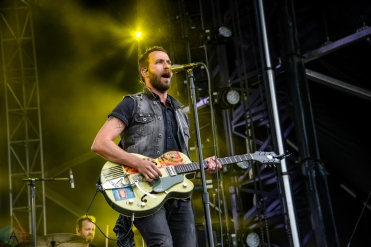 Mondo Cozmo performs at the Governors Ball Music Festival in New York City on June 4, 2017. (Photo: Alx Bear/Aesthetic Magazine)