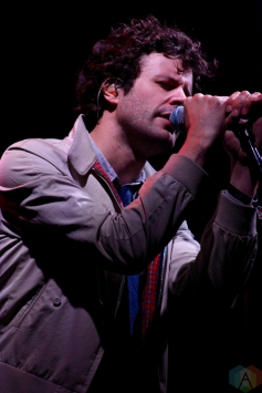 Passion Pit performs at NXNE Port Lands in Toronto on June 25, 2017. (Photo: Curtis Sindrey/Aesthetic Magazine)