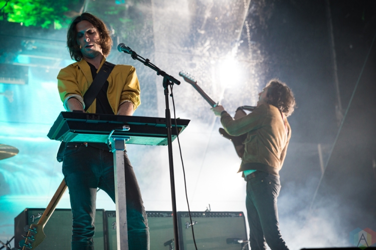 Phoenix performs at the Field Trip Music Festival in Toronto on June 4, 2017. (Photo: Brendan Albert/Aesthetic Magazine)