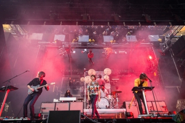 Phoenix performs at the Field Trip Music Festival in Toronto on June 4, 2017. (Photo: Brendan Albert/Aesthetic Magazine)