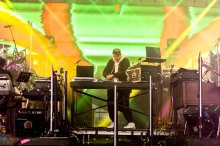 Pretty Lights performs at the Bunbury Music Festival in Cincinnati on June 3, 2017. (Photo: Taylor Ohryn/Aesthetic Magazine)