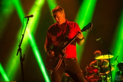 Queens of the Stone Age performs at Montebello Rockfest in Montebello, Quebec on June 24, 2017. (Photo: Greg Matthews/Aesthetic Magazine)