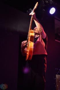 Reverend Horton Heat performs at Lee's Palace in Toronto on June 22, 2017. (Photo: Steve Danyleyko/Aesthetic Magazine)