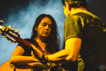 Rodrigo y Gabriela performs at the Danforth Music Hall in Toronto on June 14, 2017. (Photo: Tyler Roberts/Aesthetic Magazine)