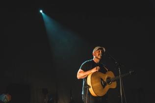 Ryan Sheridan performs at the Danforth Music Hall in Toronto on June 14, 2017. (Photo: Tyler Roberts/Aesthetic Magazine)