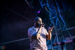 Schoolboy Q performs at Governors Ball in New York City on June 2, 2017. (Photo: Alx Bear/Aesthetic Magazine)