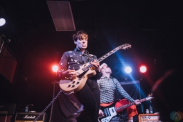 The Dirty Nil performs at Lee's Palace in Toronto on June 16, 2017. (Photo: Alexander Lam/Aesthetic Magazine)