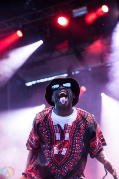 The Pharcyde performs at the Field Trip Music Festival in Toronto on June 3, 2017. (Photo: Brendan Albert/Aesthetic Magazine)