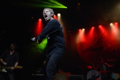 Thursday performs at the Danforth Music Hall in Toronto on June 24, 2017